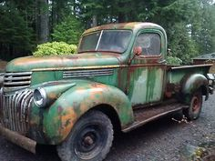 Chevrolet : Other Pickups 1/2 ton 1941 Chevrolet t - http://www.legendaryfinds.com/chevrolet-other-pickups-12-ton-1941-chevrolet-t-2/