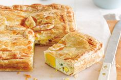 Best ever bacon and egg pie – Recipes – Bite - Formerly Foodhub.co.nz