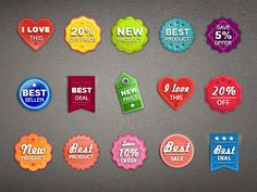 Badges_tags