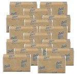 Scott C Fold Paper Towels 10 x 13 60percent Recycled White 200 Towels Per Sleeve Case Of 2400 Sheets - Office Depot Multifold Paper Towels, Office Depot, Recycling, Sleeve, Manga, Upcycle, Finger, Manche