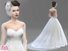 My Sims 4 Blog: Wedding Set by Colores Urbanos
