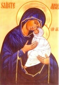 Saint Ana and the Mother of God Mary Jesus Mother, Mary And Jesus, Mother And Child, Saint Anne, Byzantine Icons, Holy Mary, Picasa Web Albums, Blessed Virgin Mary, Art Icon