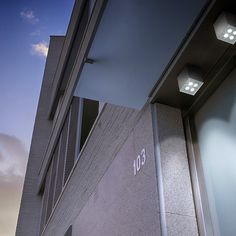 Surface Mounted cube - LED downlight. Great for commercial or residential use.