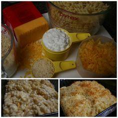 Mennonite Macaroni and Cheese