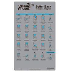 Teeter Better Back Inversion Program Mat by Teeter Hang Ups. Teeter Better Back Inversion Program Mat. One Size. Exercise Equipment For Sale, Strength Training Equipment, No Equipment Workout, Six Pack Abs Workout, Ab Workout At Home, At Home Workouts, Pool Workout, Ab Workouts, Table D'inversion