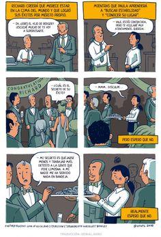 Recuerda este cómic antes dejuzgar aalguien