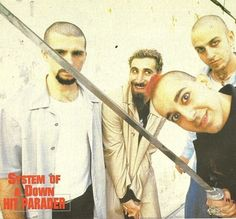 System Of A Down :)) John Dolmayan, Armenian American, System Of A Down, Cool Bands, Punk Rock, Baseball Cards, Artist, Soap, City