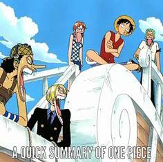 One piece. Luffy, Usopp, Nami, Sanji and Zoro (and merry). – One Piece Manga Anime, Otaku, One Piece Funny, Fairy Tail Love, The Pirate King, 0ne Piece, Another Anime, Nico Robin, One Piece Anime