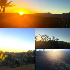 Every sensational sunrise is an invitation to brighten up someone's day! Happy bright sunny days at the Anchorage Beach Resort #anchoragefiji #travelfiji #tourismfiji #bulafiji #fijinow