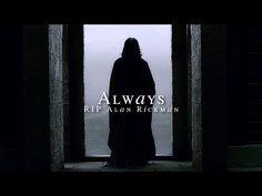 Last Sacrifice / Snape's Song (Türkçe Çeviri) /Alan Rickman Anısına/ - YouTube