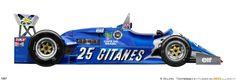 Formula 1, Sport Cars, Race Cars, Mclaren Mp4, Car Drawings, Elf, Automobile, Racing, Bike
