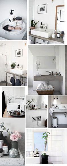 BOLIG  sm trin til et opgraderet badeværelse  Acie  Stylista