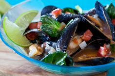 Spicy Steamed Mussels In Miso Broth Recipe by Steamy Kitchen