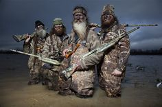 IN LOVE with ''Duck Dynasty''