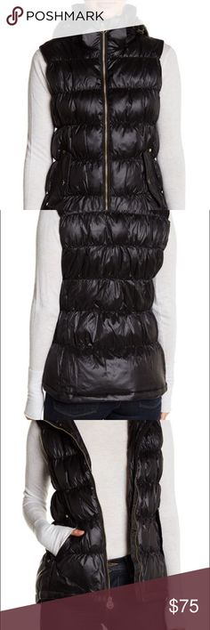 New With Tags Michael Kors Down Puffer Vest Brand new with tags! Make offer :) Michael Kors Jackets & Coats Vests