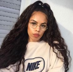 Fashion, wallpapers, quotes, celebrities and so much Fashion News, Girl Fashion, African American Girl, Great Hair, Beautiful Black Women, Textured Hair, Your Hair, Hair Makeup, Eye Makeup