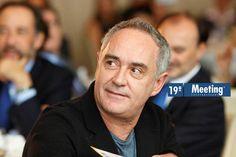 Ferran Adrià participou do 19º Meeting Internacional - http://chefsdecozinha.com.br/super/noticias-de-gastronomia/ferran-adria-participou-do-19o-meeting-internacional/ - #19ºMeetingInternacional, #FerranAdria, #Superchefs