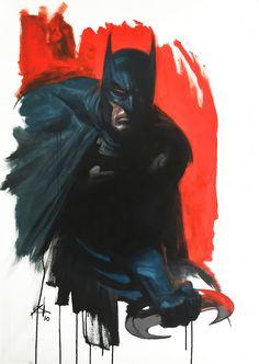 Batman by Gabriele Dell'Otto