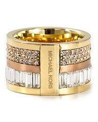 Michael Kors Barrel Ring