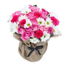 Win a fresh flower bouquet for Mothers Day (worth $70) + free delivery!