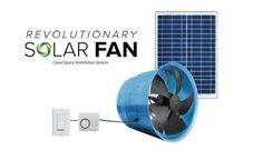 Yellowblue™ Adds Solar Powered Crawl Space Ventilation System to Energy Saving Products