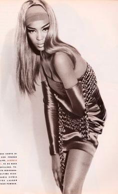 https://flic.kr/p/HpGjvn   Vogue Italia  Luglio-Agosto 1990   Naomi Campbell shot by Steven Meisel
