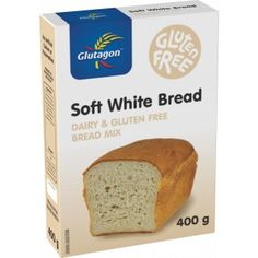 Glutagon White Bread Mix - product for sale online. Dis-Chem - Pharmacists who care Gluten Free Bread Mix, Gluton Free, Gluten Intolerance, White Bread, Freshly Baked, Banana Bread, Tasty, Healthy Recipes, Baking
