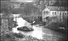 Fábrica de electricidad del Júcar (Las Grajas).