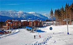 Revelstoke Mountain Resort.