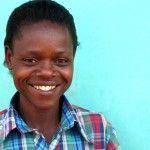 Aidha Slums, Africa, Lady