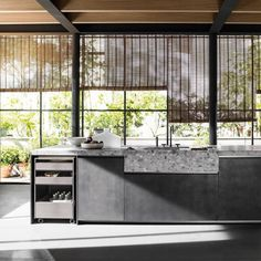 """VVD kitchen design @VincentVanDuysen for Molteni&C 
