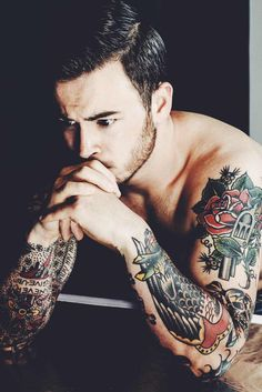 @tattoosandtravels  Photographer: Sergio Garcia. Dallas, TX #ink #tattoo