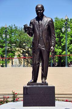 Louis Armstrong, Congo Square