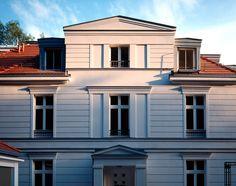Patzschke & Partner Architekten » Griebnitzsee Villa 3