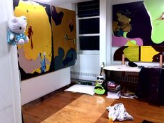 Christopher Pascual. Studio