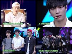 EXO tear up when speaking about their recent hardships on 'Happy Camp' | http://www.allkpop.com/article/2014/07/exo-tear-up-when-speaking-about-their-recent-hardships-on-happy-camp