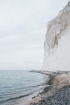 Møns Klint, Denmark /