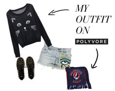 """""""#001"""" by bl4ckcat ❤ liked on Polyvore"""