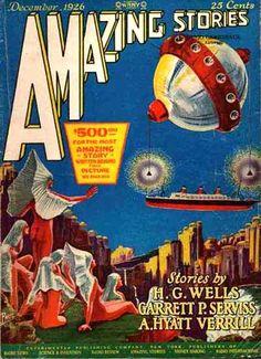 Amazing Stories (Dec 1926)