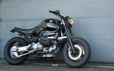 BMW R1100 'FAT BASTARD' - LAB MOTORCYCLES - INAZUMA