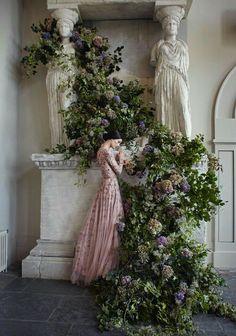Plants photography creative ana rosa New Ideas Floral Arch, Deco Floral, Arte Floral, Floral Design, Purple Wedding, Floral Wedding, Wedding Flowers, Wedding Dresses, Wedding Lavender