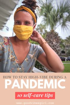 These self-care tips will help raise your vibe in the midst of this pandemic. These are unprecedented times and while self-care is no magic wand, it sure does help!!   #selfcare #selfcaretips #selfcareforwomen #selfcarepandemic #selfhelp #raiseyourvibe #goodvibes #goodvibesgirl Girls Love Travel, Stay High, Solo Travel, Budget Travel, Good Vibes, Self Care, Lifestyle Blog, Keep It Cleaner, Bohemian