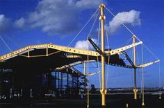 tubular steel structure - Google Search