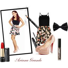 ariana grande steal her style Ariana Grande Outfits, Topshop Tops, Types Of Fashion Styles, Fashion Looks, Style Fashion, Her Style, Everyday Fashion, Style Icons, Underwear