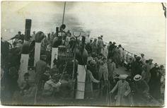Adquisicions MMB 2014. Emigrants a Argentina. Autor desconegut. Barcelona 1914 (col. Jaume Cifré)