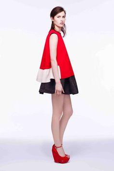 Roksanda Pre-Fall 2012 Collection Photos - Vogue