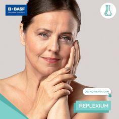 Reduce drásticamente la apariencia de la piel envejecida con Replexium de BASF ¡Descubre todas sus propiedades! Chemistry, Serum, Personal Care, Facial Toner, Contouring, Dry Skin, Facial Care, Self Care, Personal Hygiene