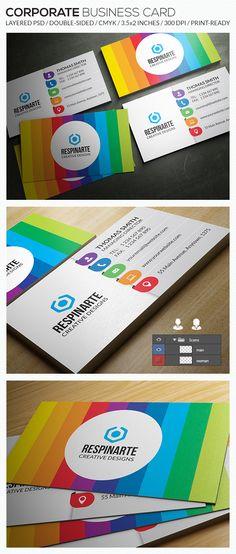 Creative Business Card Businesscards Businesscardsdesign