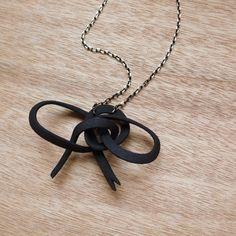 3d printed black ribbon
