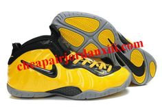 com Full Of Nike Shoes Half Off,Nike Air Foamposite Pro Yellow Black Shoes Yellow Sneakers, Yellow Nikes, Yellow Black, Nike Air Shoes, Sneakers Nike, Asics Shoes, Mens Nike Air, Nike Men, Nike Factory Outlet